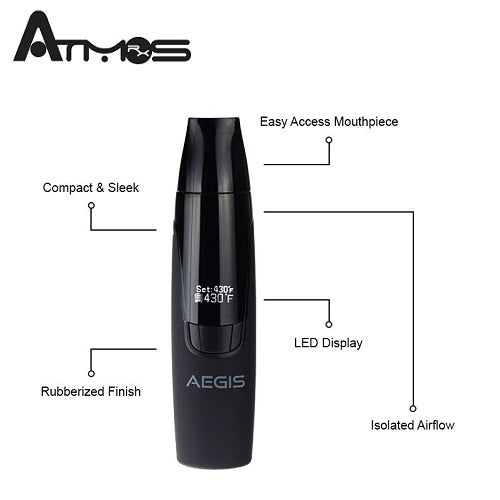 Atmos Aegis Dry Herb Vape Pen Kit Vape Pen Sales