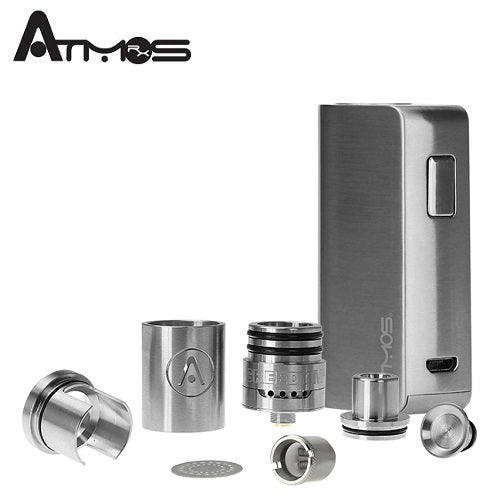 Atmos Greedy M2 60W Wax and Dry Herb Vaporizer Kit Vape Pen Sales
