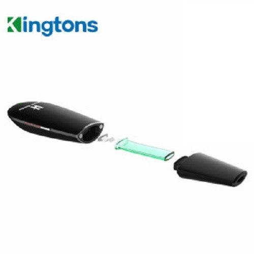 Kingtons Black Mamba Dry Herb Vaporizer Kit - Vape Pen Sales - 5