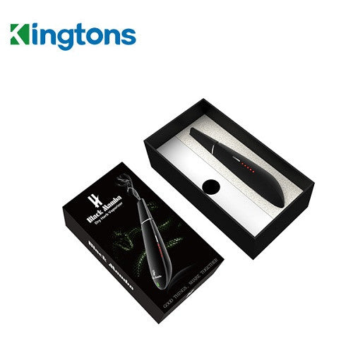Kingtons Black Mamba Dry Herb Vaporizer Kit - Vape Pen Sales - 2
