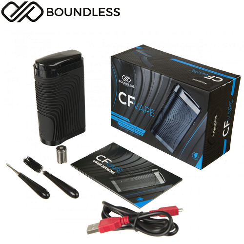 Boundless CF Portable Wax/Dry Herb/Thick Oil Vaporizer Vape Pen Sales