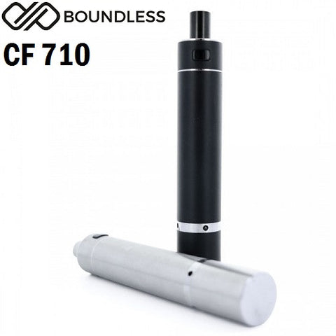 Boundless CF 710 Wax and Thick Oil Vape Pen Kit