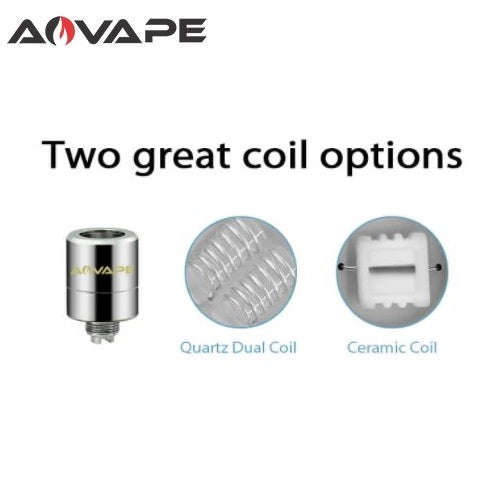 AOVape Canva Replacement Coil Vape Pen Sales