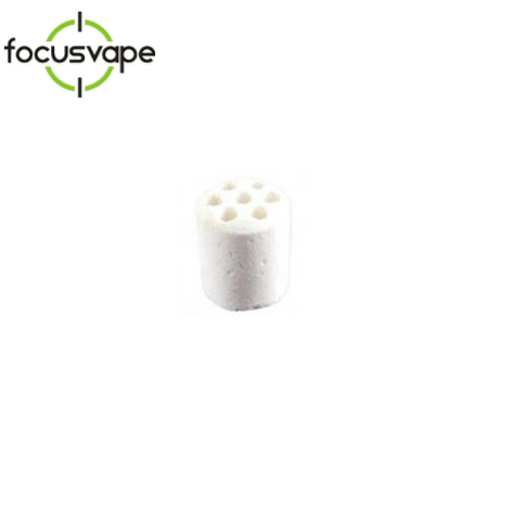 Focusvape Pro Ceramic Mouthpiece Filter Replacement (3 Pack)