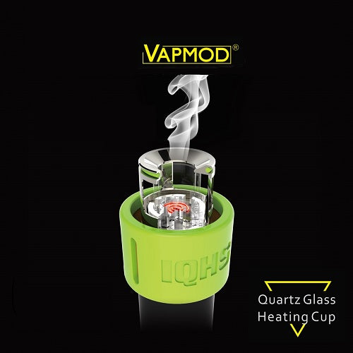 Vapmod IQHS (In-Quartz Heating System) Mini Dabber Wax Atomizer