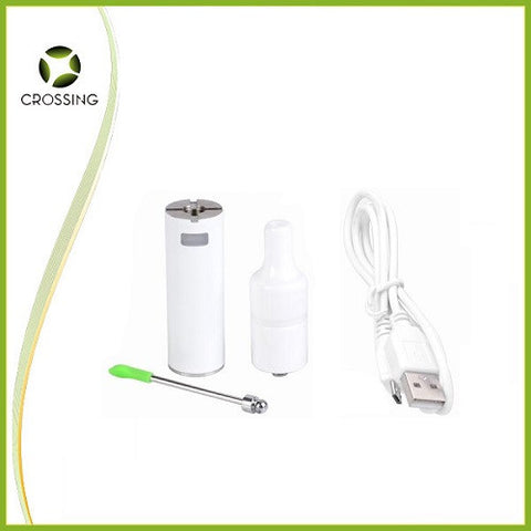 Crossing V2.5 Ceramic Donut Sub Ohm Wax Pen Kit