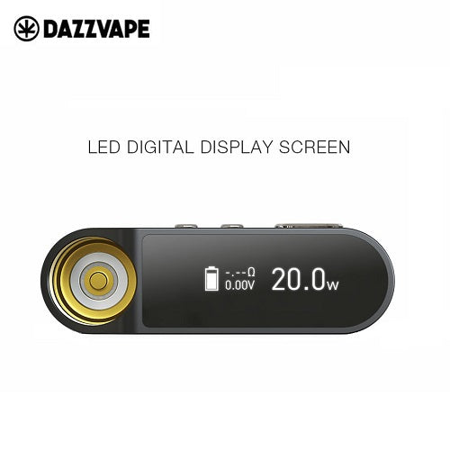 Dazzvape GT800 Temperature Control Cartridge Mod