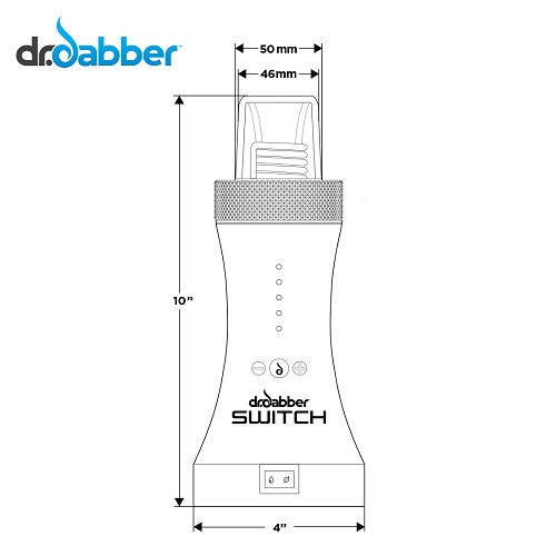 Dr. Dabber Switch Wax and Dry Herb Vaporizer Kit