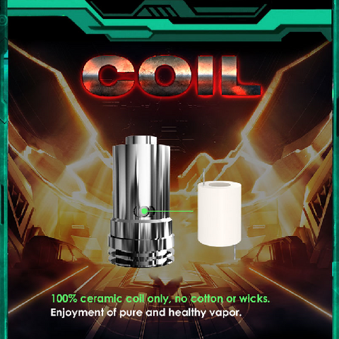 Ecapple C-Pioneer Replacement Coils