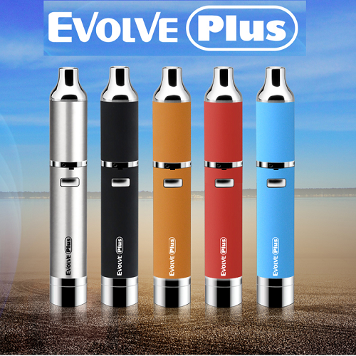Yocan Evolve PLUS Quartz Dual Coil Wax Vape Pen KIt - Vape Pen Sales - 1