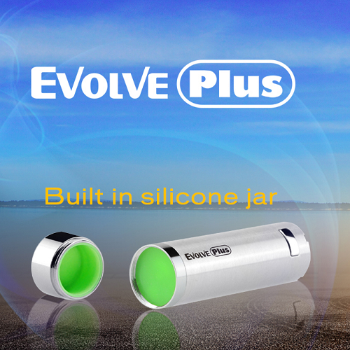 Yocan Evolve PLUS Quartz Dual Coil Wax Vape Pen KIt - Vape Pen Sales - 2