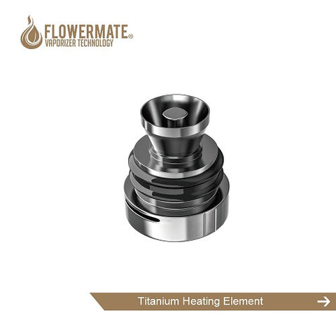 Flowermate S30/S50 Titanium Nail Heating Element
