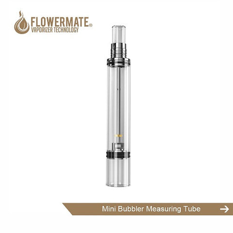 Flowermate S50 Vaporizer Kit Wax/Thick Oil