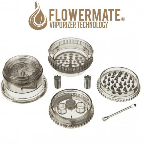 Flowermate Load-X Grinder and Loader