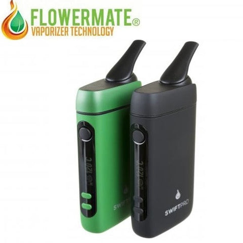 Flowermate Swift Pro Convection Airflow Dry Herb Vaporizer