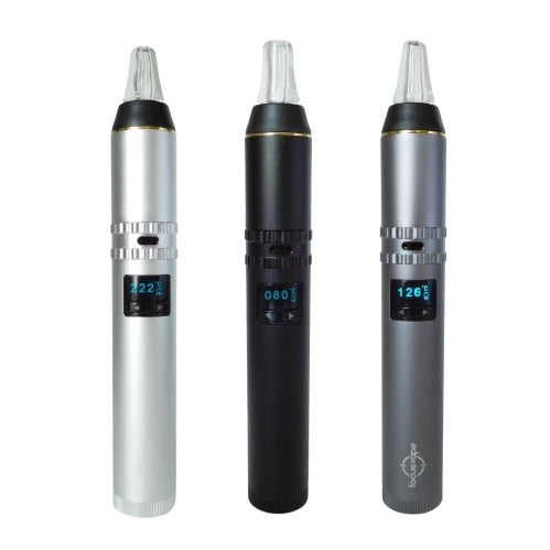 FocusVape Pro S Premium Dry Herb Vaporizer with Water Bubbler