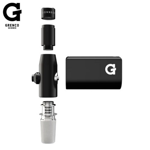 Grenco Science G Pen Connect Wax Concentrate Vaporizer