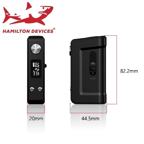 Hamilton Devices The Shiv Battery