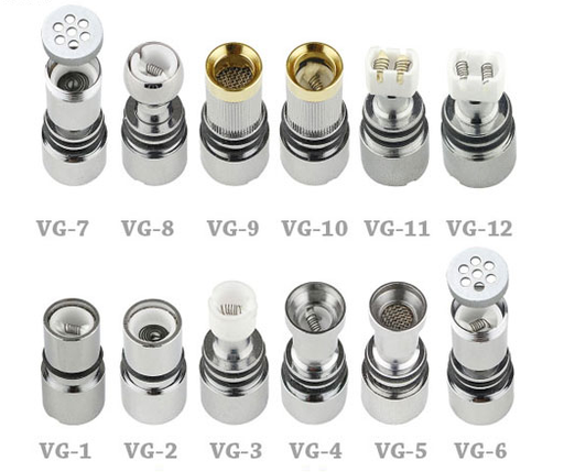 Glass Globe Custom Wax and Dry Herb Atomizer Replacement Coil - Vape Pen Sales - 1