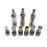 Glass Globe Style Straight Glass Tube Atomizer Wax or Dry Herb Atomizer - Vape Pen Sales - 3