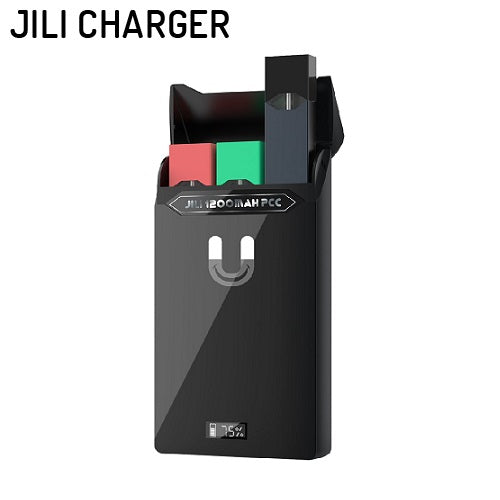 Uptown-Tech Jili Box 1200mAh Charger and Case for JUUL