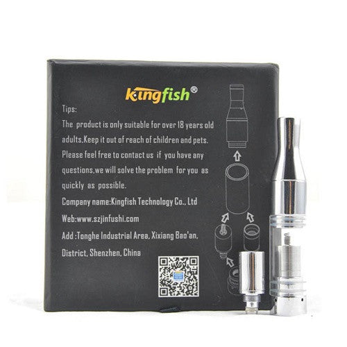 Kingfisher KA-5 Wax and Dry Herb Atomizer - Vape Pen Sales - 3