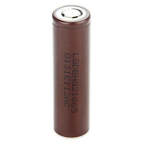 LG HG2 20A 3000mah IMR 18650 High Drain battery - Vape Pen Sales - 1