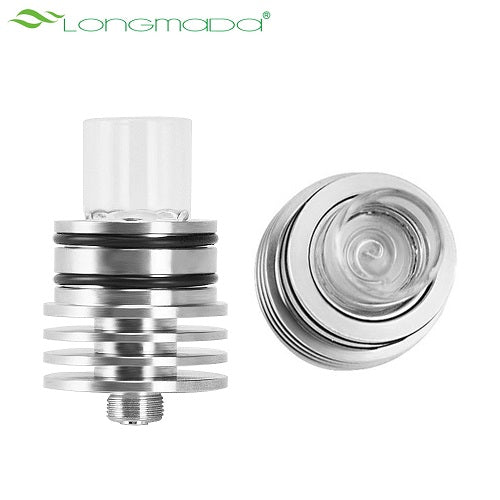 Longmada Motar Quartz Bowl Wax Atomizer