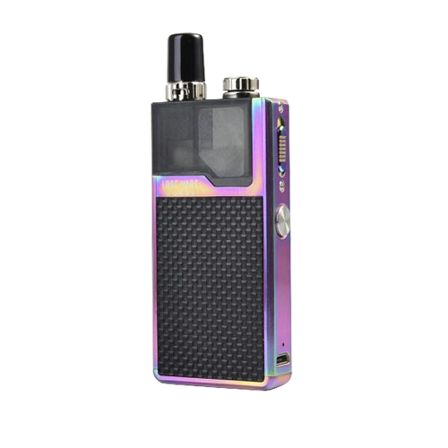 Lost Vape Orion Q 950mAh Pod System-FULL KIT-Rainbow Weave