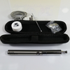 Quartz Tech QDC Wax Pen Kit - Quartz Dual Coil Metal Sleeve Wax Vape Pen Kit