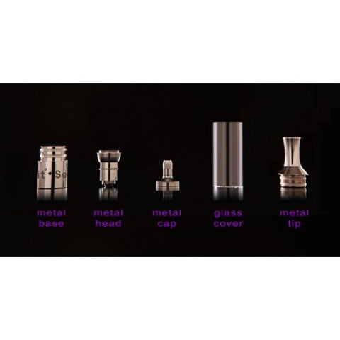 Seego Vhit Type B Single or Dual Coil Atomizer (wax)