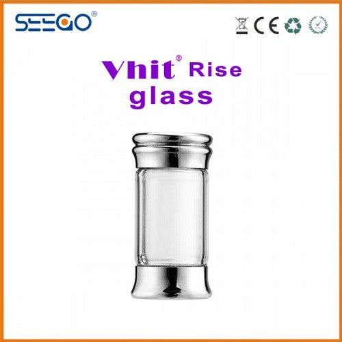 Seego VHIT Rise Wax Atomizer Replacement Glass - Vape Pen Sales