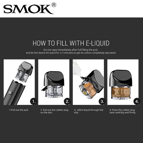 Smok Nord eLiquid Pod Kit