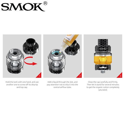 Smok Resa Stick eLiquid Vape Kit