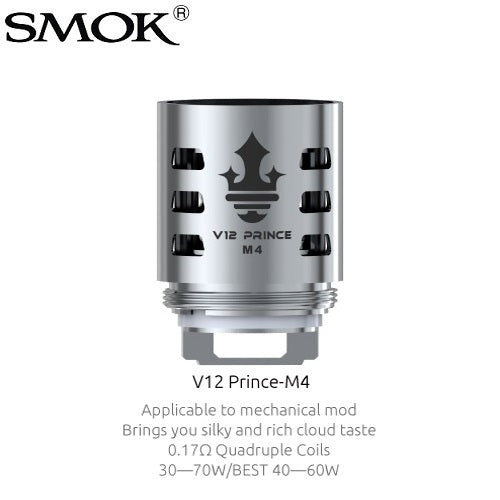 Smok Stick Prince eLiquid Kit with TFV12 Atomizer and 3000mAh Battery