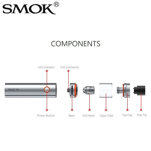 Smok Stick TFV8 Big Baby eLiquid Vape Kit