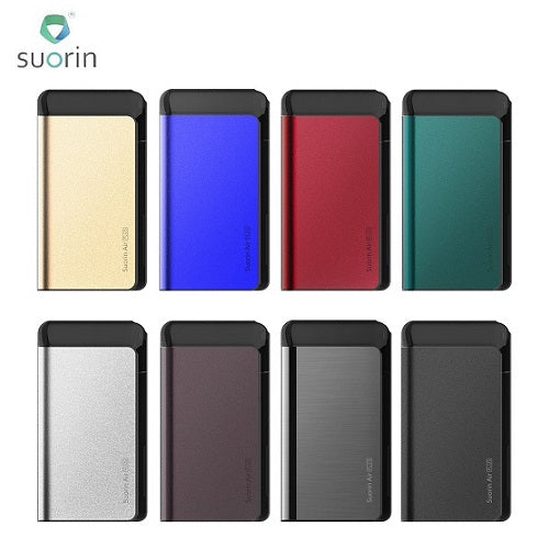 Suorin Air Plus eLiquid Pod System Color Options