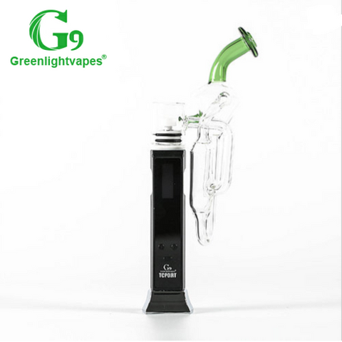 Greenlight Vapes G9 TC PORT Portable Wax and Thick Oil eNail Rig