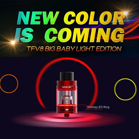Smok TFV8 Big Baby Light Edition eLiquid Tank