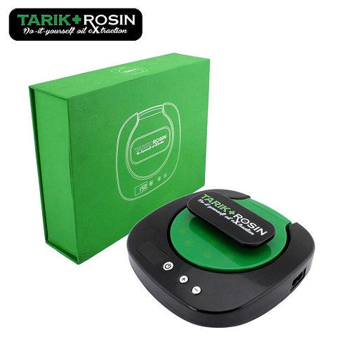Tarik + Rosin T-Rex Mini Rosin Press