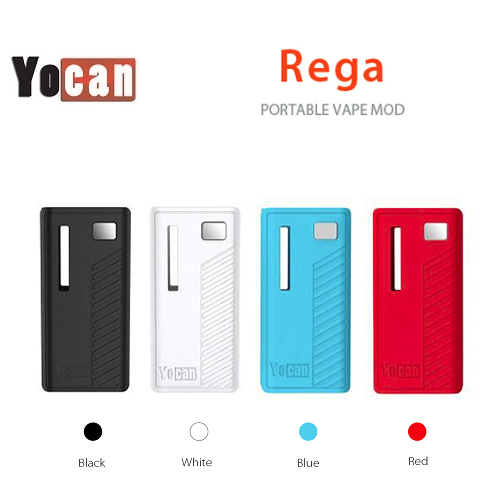 Vape Pen Sales Yocan Rega Variable Voltage 510 Cartridge Battery Mod Main View