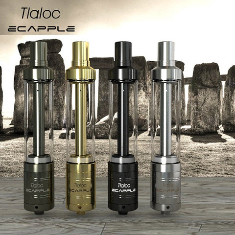 Ecapple Tlaloc Quartz Rod Water Filtration Wax Atomizer