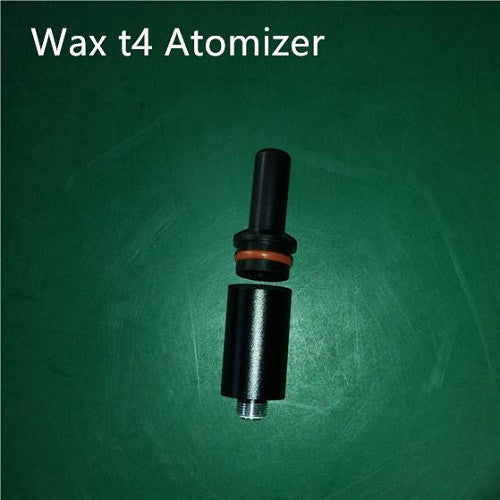 Topwell T4 Dual Black Airstone Rod Wax Atomizer