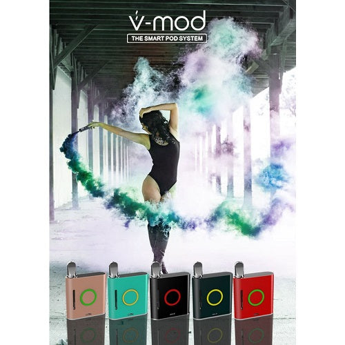 Vapmod V-Mod 900mAh VV Preheat Thick Oil/2 in 1 Vaporizer Kit