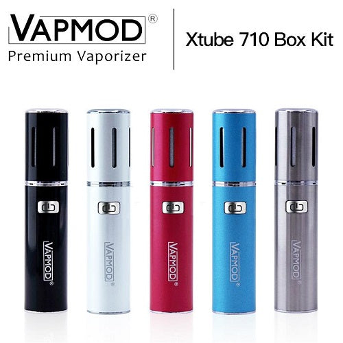 Vapmod Xtube 710 VV Preheat Cartridge Battery Kit