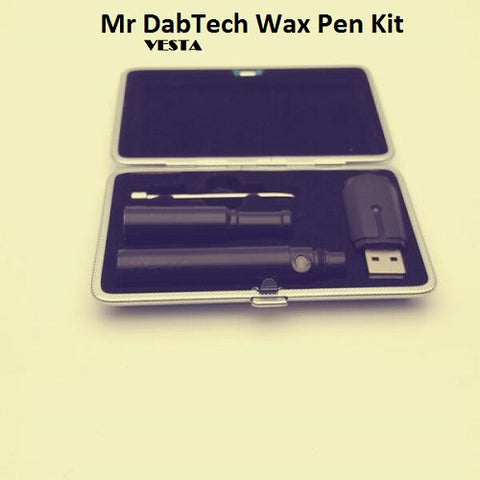 Vesta Mr Dabtech Compact Wax Vape Pen Kit