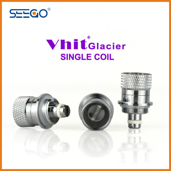 Seego VHIT Glacier (Wax) Single or Nickel Dual Replacement Coil