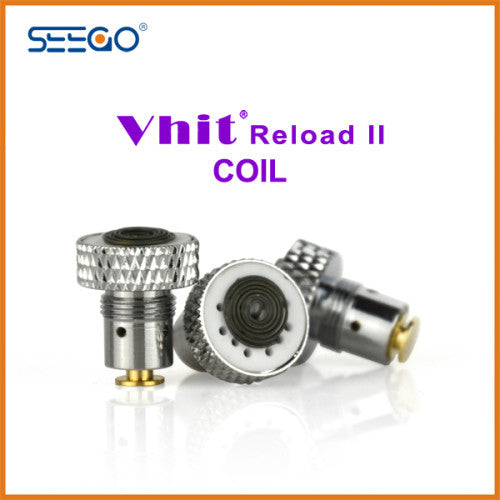 Seego VHIT Reload II (Dry Herb) Replacement Coil - Vape Pen Sales