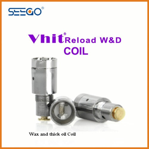 Seego VHIT Reload W&D Wax or Dry Herb Replacement Coil