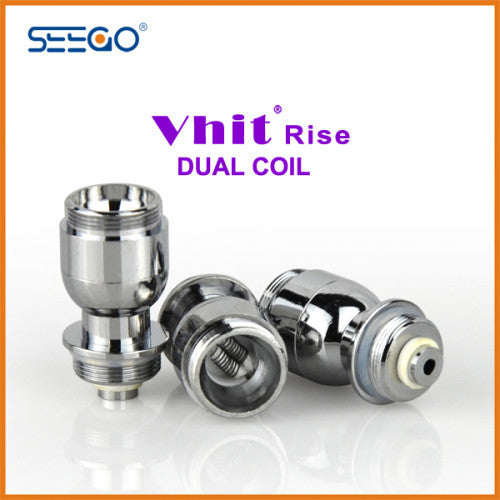 Seeo VHIT Rise Single or Dual Replacement Coil  (wax) - Vape Pen Sales - 2
